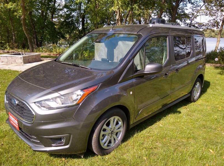 Pin By Dlm Distribution On Camper Vans For Sale Transit Connect Camper Ford Transit Ford Transit Connect Camper