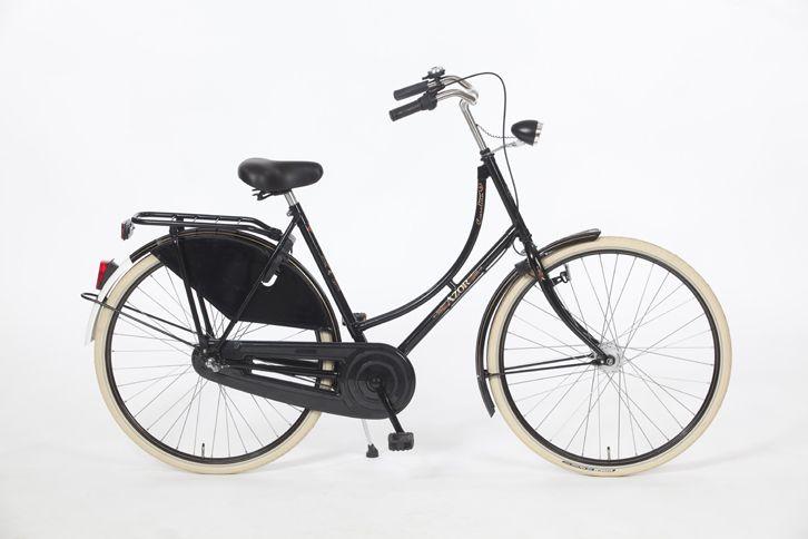 Traditional Amsterdammer From Dutchbike Co Uk Dutch Bike Bike Bike Accesories