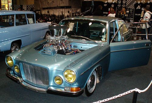 Volvo 164 dragster