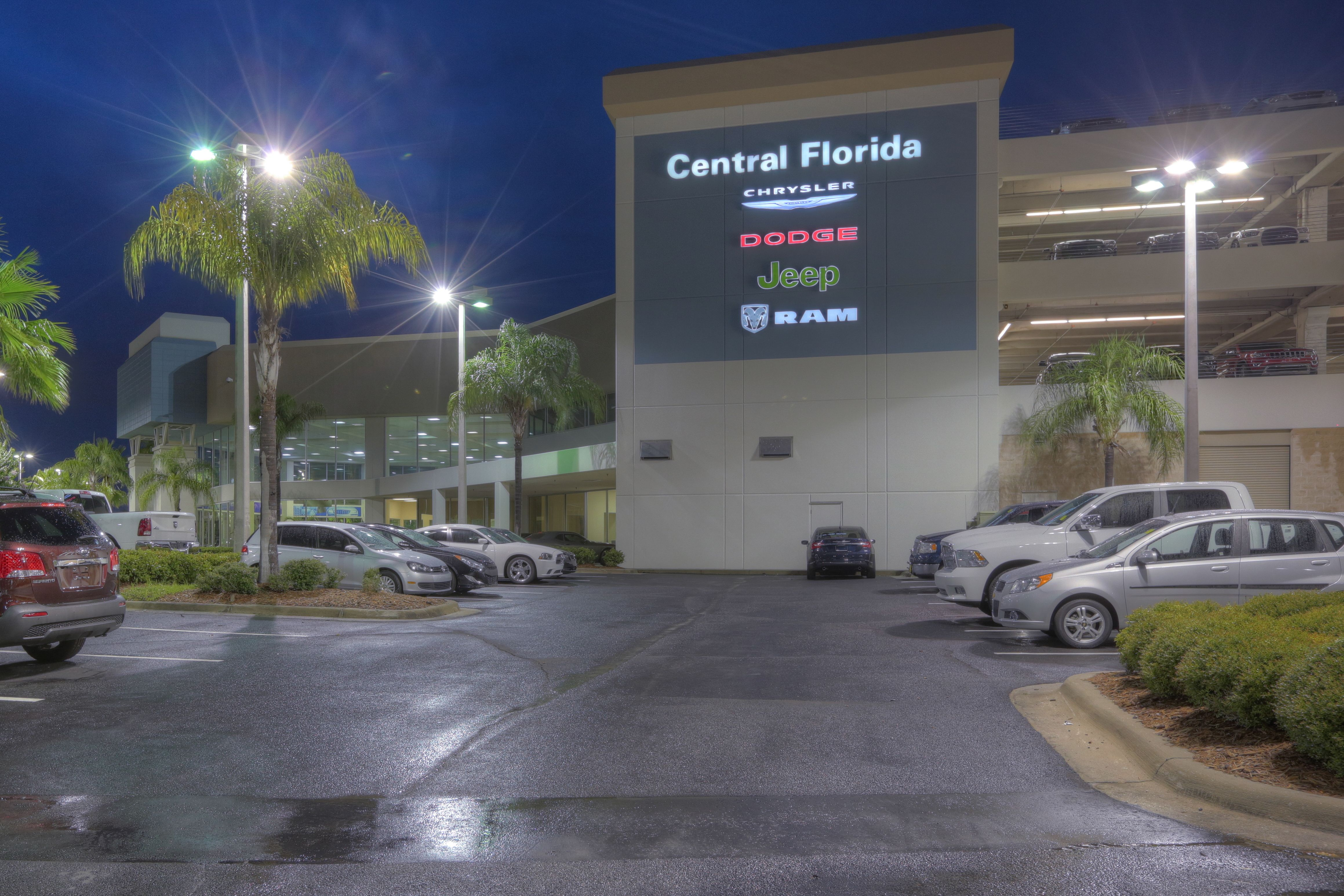 Central Florida Chrysler Jeep Dodges Premier Dealership Has - Orlando chrysler jeep