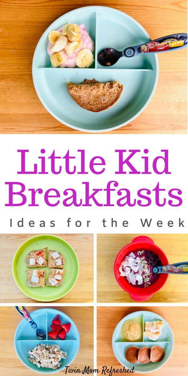 Easy Breakfast Ideas For Kids Breakfast For Kids Healthy Breakfast For Kids Healthy Kid Friendly Meals