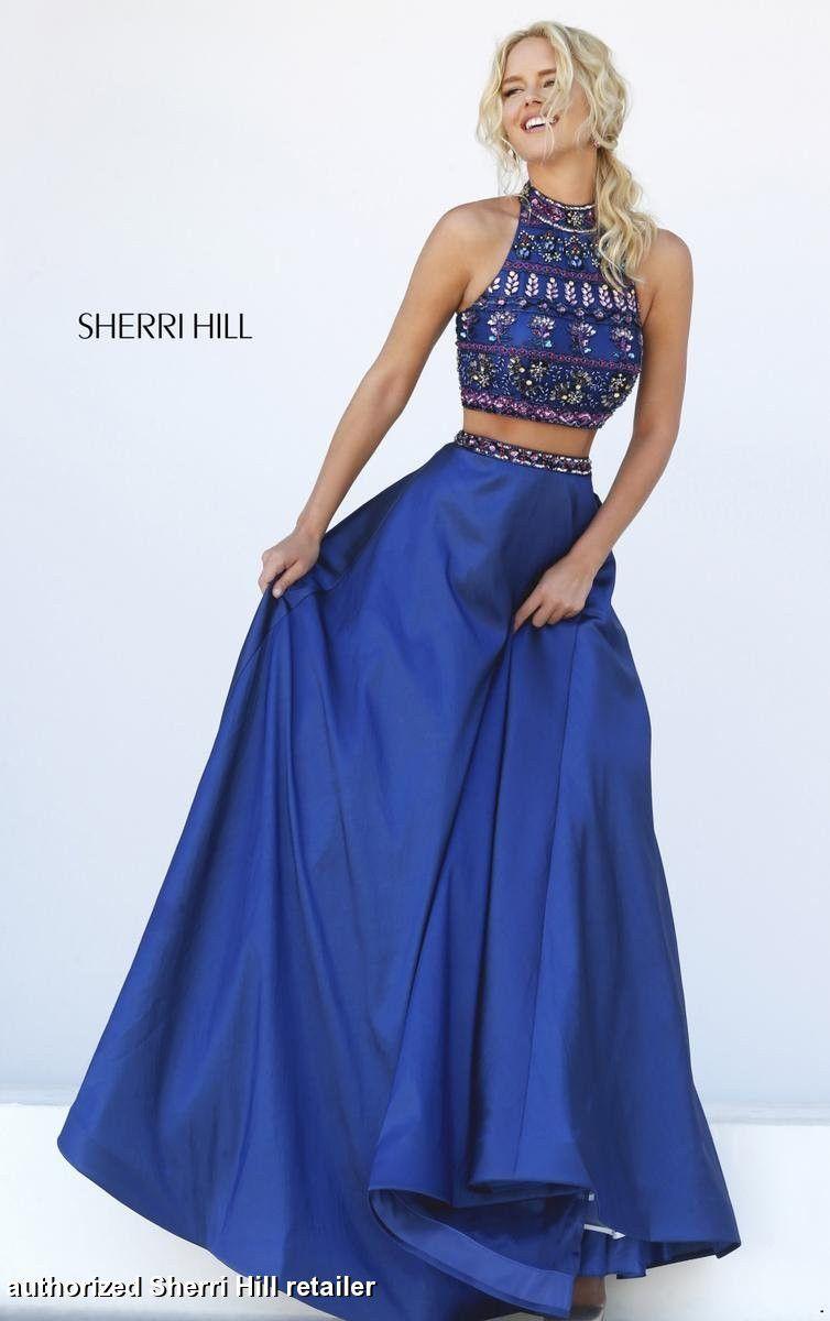 9f1333ab33b Sherri Hill prom dresses Pinterest Prom Formal and