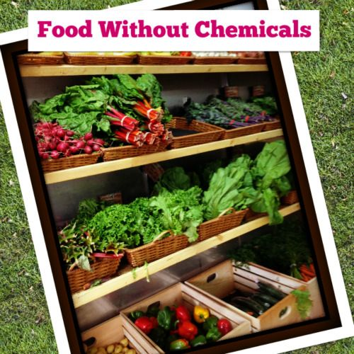 The next phase of parenting - getting back to food without chemicals.