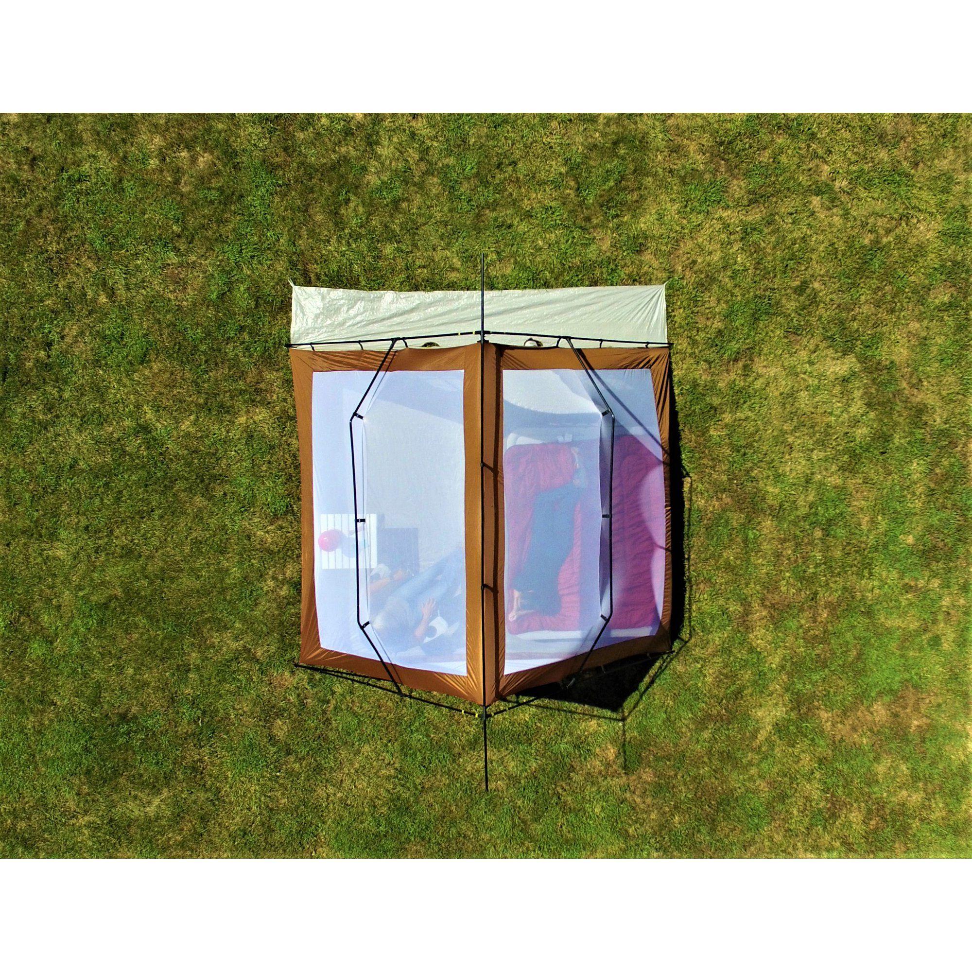 Ozark Trail 8 Person A Frame Outdoor Cabin Tent Walmart Com Cabin Tent Tent Cool Tents