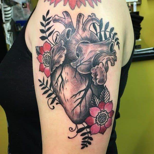 Photo of 125 Top Heart Tattoo Designs of 2020 – Wild Tattoo Art