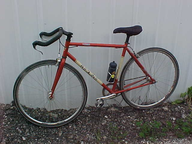 a83e7f886 ON SALE  Redline 925 Fixie single speed racing track bike   road bicycle w  flip  flop hub