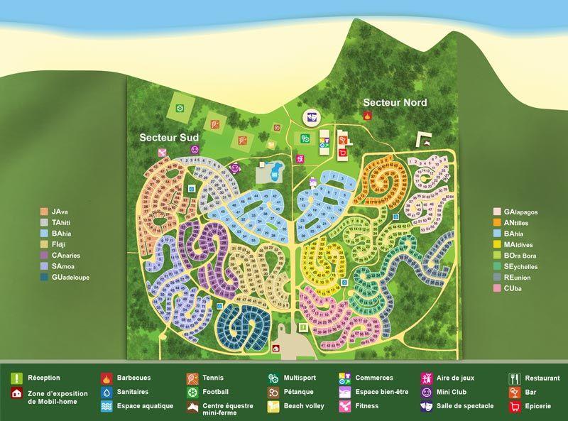Atlantic Club Montalivet au cœur des vacances en camping VACANCES