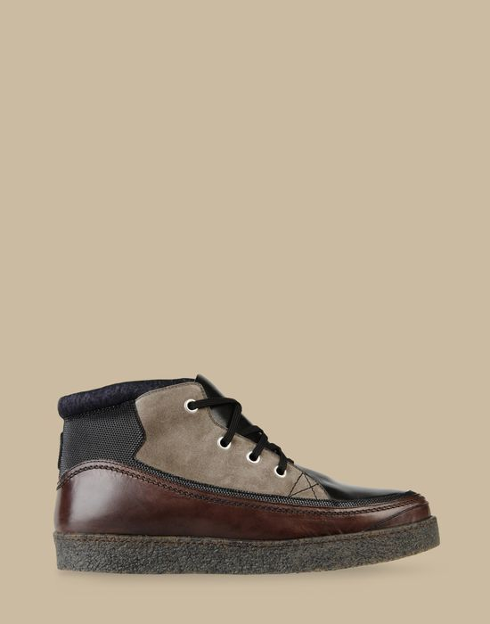 Ankle boots Men - Footwear Men on Trussardi.com Online Store Stivali Da Uomo  367785eac2c