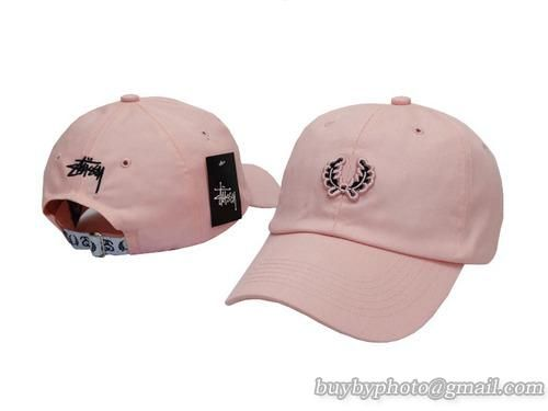 Stussy Baseball Caps Pink  fd5fd14d4ba