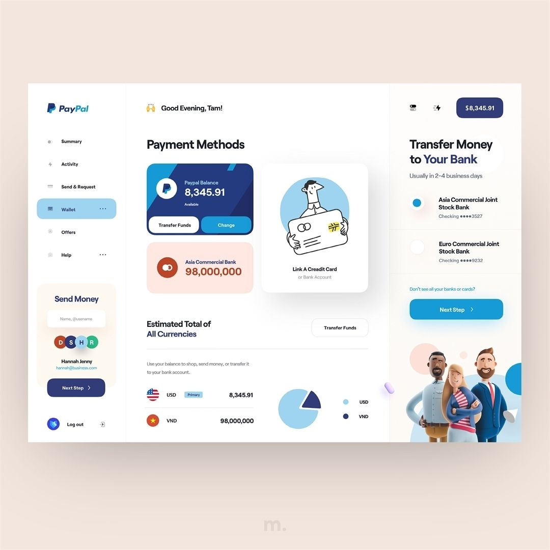 Web Design Inspiration On Instagram By Tranmautritam Get A Chance To Be Featured Submit Your Work In 2020 Web Design Inspiration Web Design Web Design Tutorials