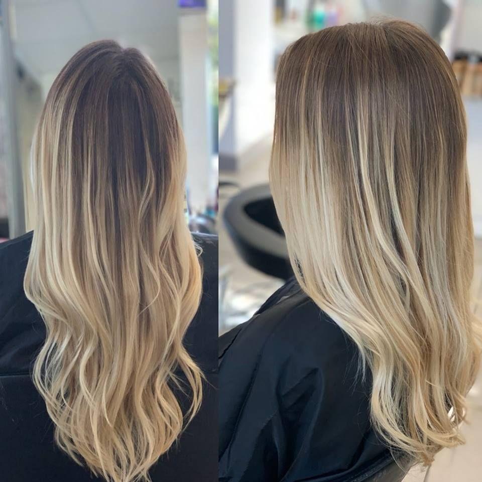 Toutes Les Nouveautes Sont Chez Lilang Bronde Ombre Hair Sombre Effet Plage Et Soin Tokio Inkarami Soin J Coiffure Idees De Coiffures Idees Cheveux Longs