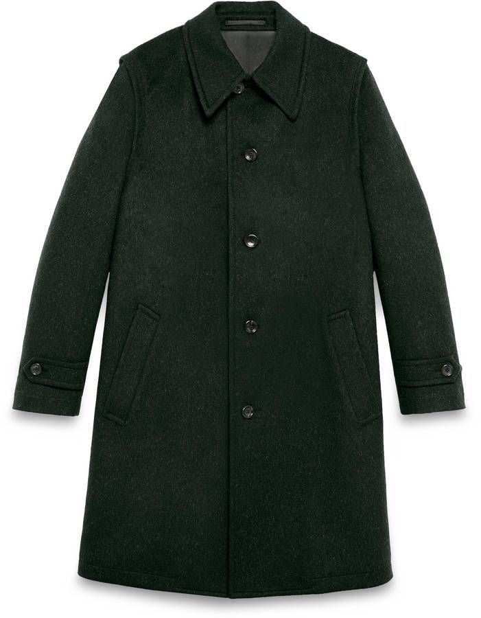 7bd0ebad17ce2 Vintage 1980s Lodenfrey Green Wool Long Hunting Coat in 2019 | My Vintage  Style | Green wool, Stylish coat, Wool