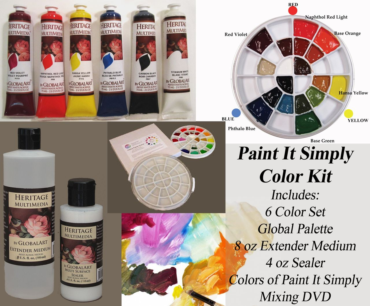 8 Best Acrylic Paint Sets That Both Beginners and ...