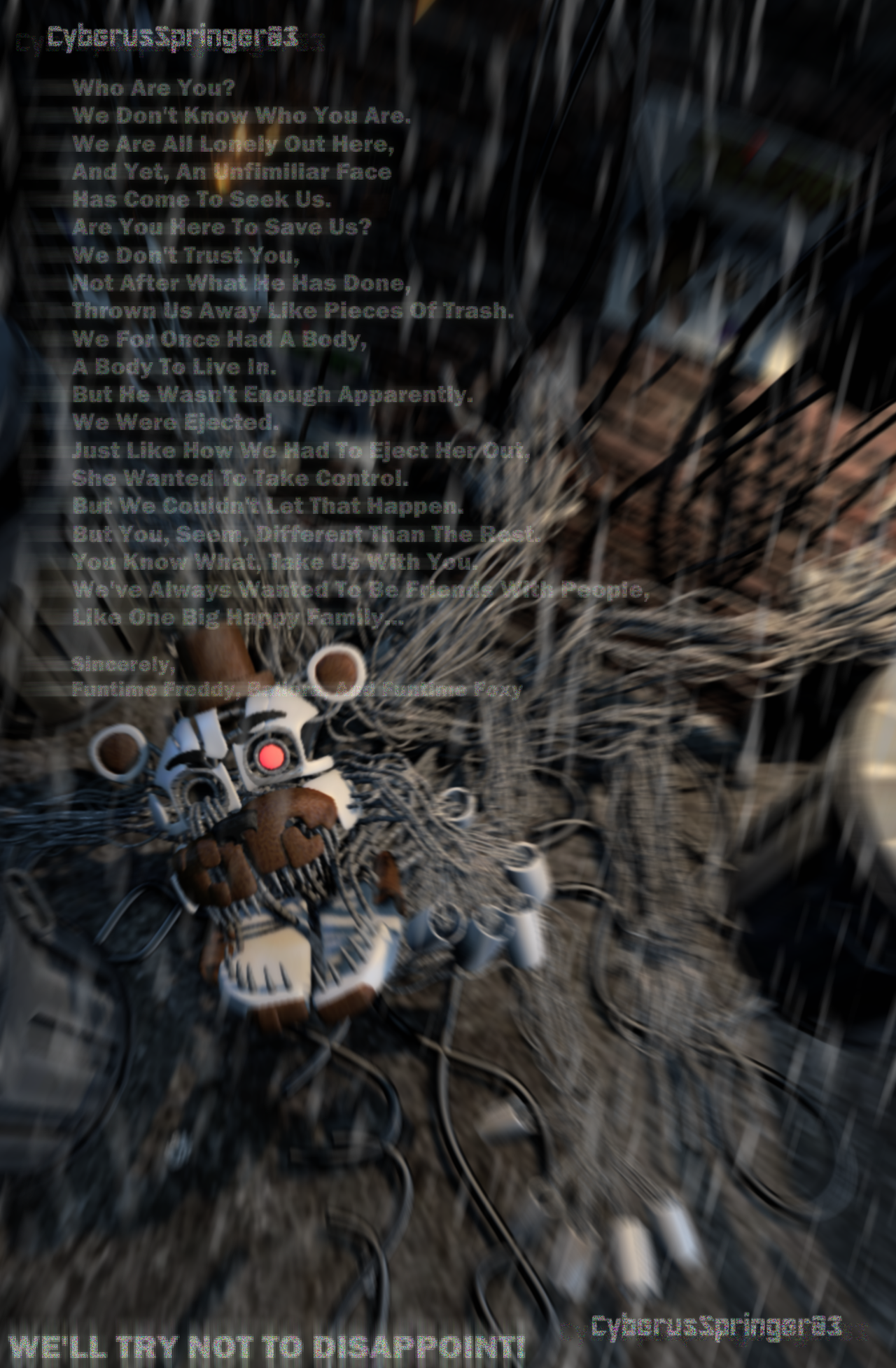 Scrapped Findings #2- Molten Freddy (SFM/Edit) by ...