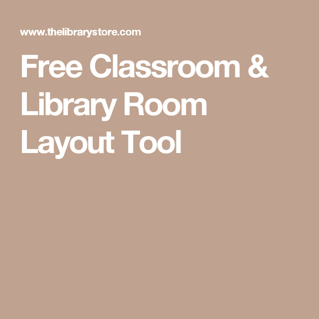Fabulous Free Classroom Library Room Layout Tool Home Sweet Home Home Interior And Landscaping Mentranervesignezvosmurscom