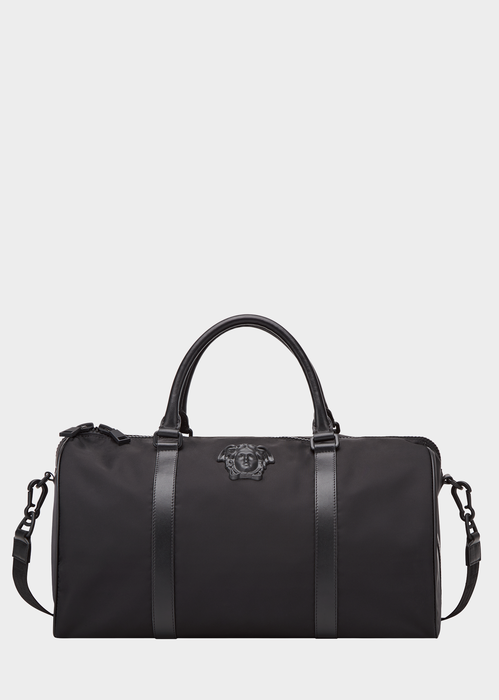 7eeb9418c5 VERSACE Nylon Medusa Weekend Bag.  versace  bags  leather  lining  travel  bags  nylon  weekend