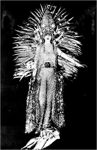 "marchesa luisa casati - ""i want to be a living work of art"""