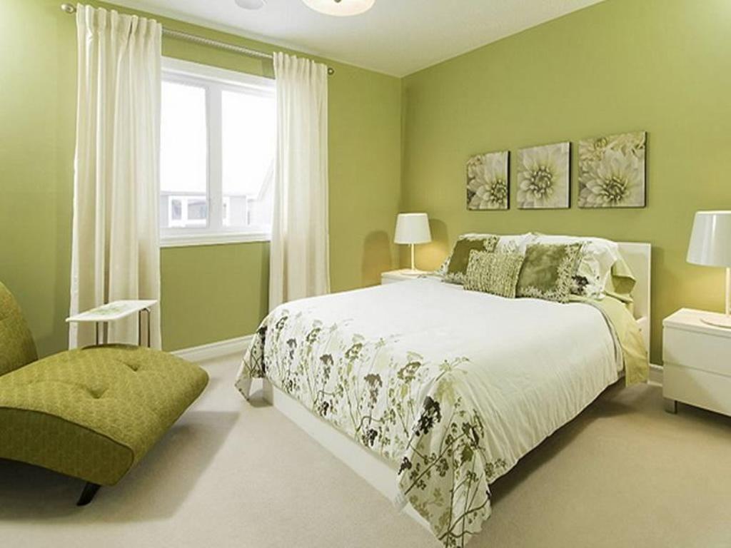 Green Paint For Bedroom | Best Family room | Pinterest | Bedrooms ...