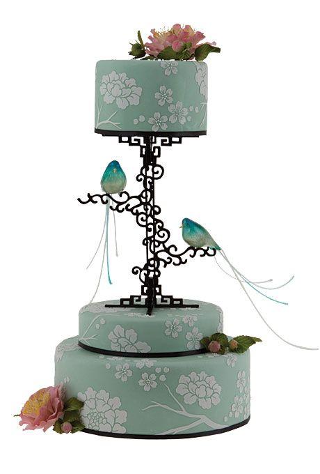 tortas elegantes para bodas elegantes