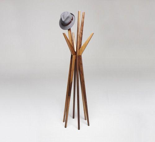 Jackson Coat Hat Stand Modern Stands And Umbrella Darestudio Co Uk