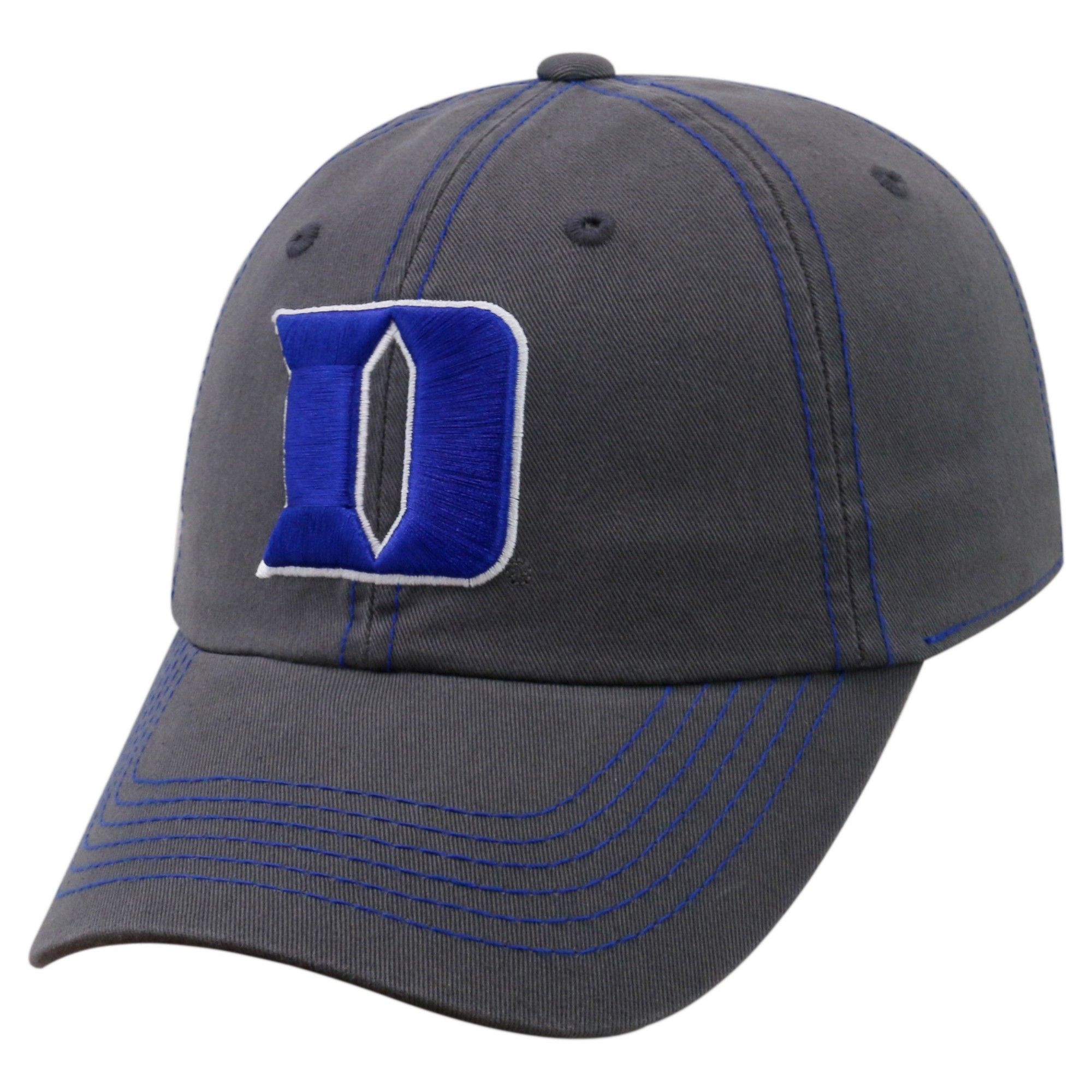 Baseball Hats NCAA Duke Blue Devils Rich Charcoal c6e56cf69b4f