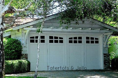 1905cottage 12 Diy Pergola Trellis And Gate Ideas Garage