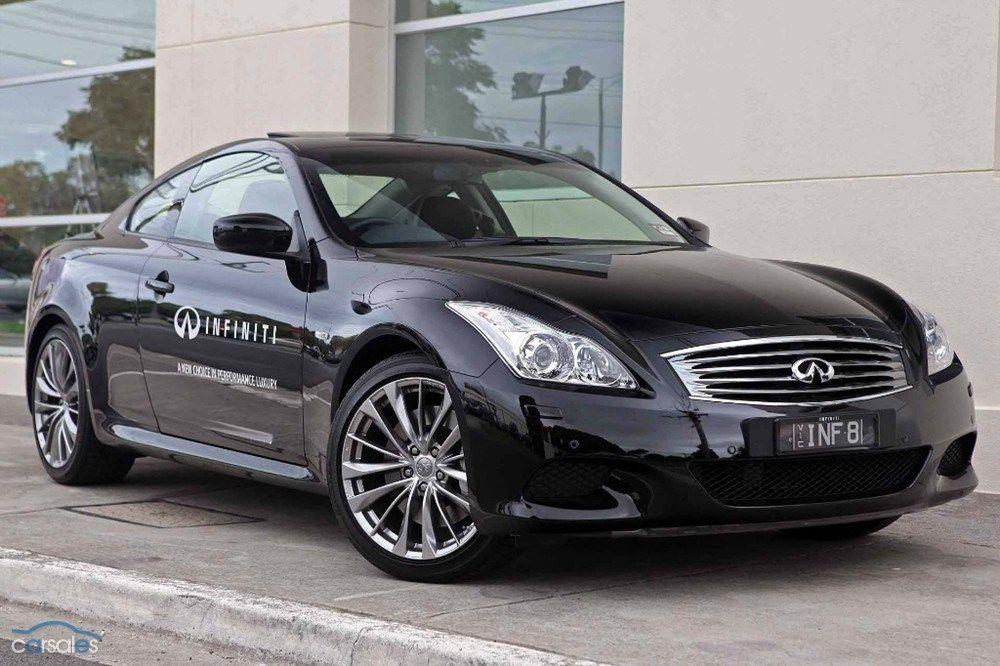 2012 Infiniti G37 V36 S Premium MY13 625 KM 7 speed