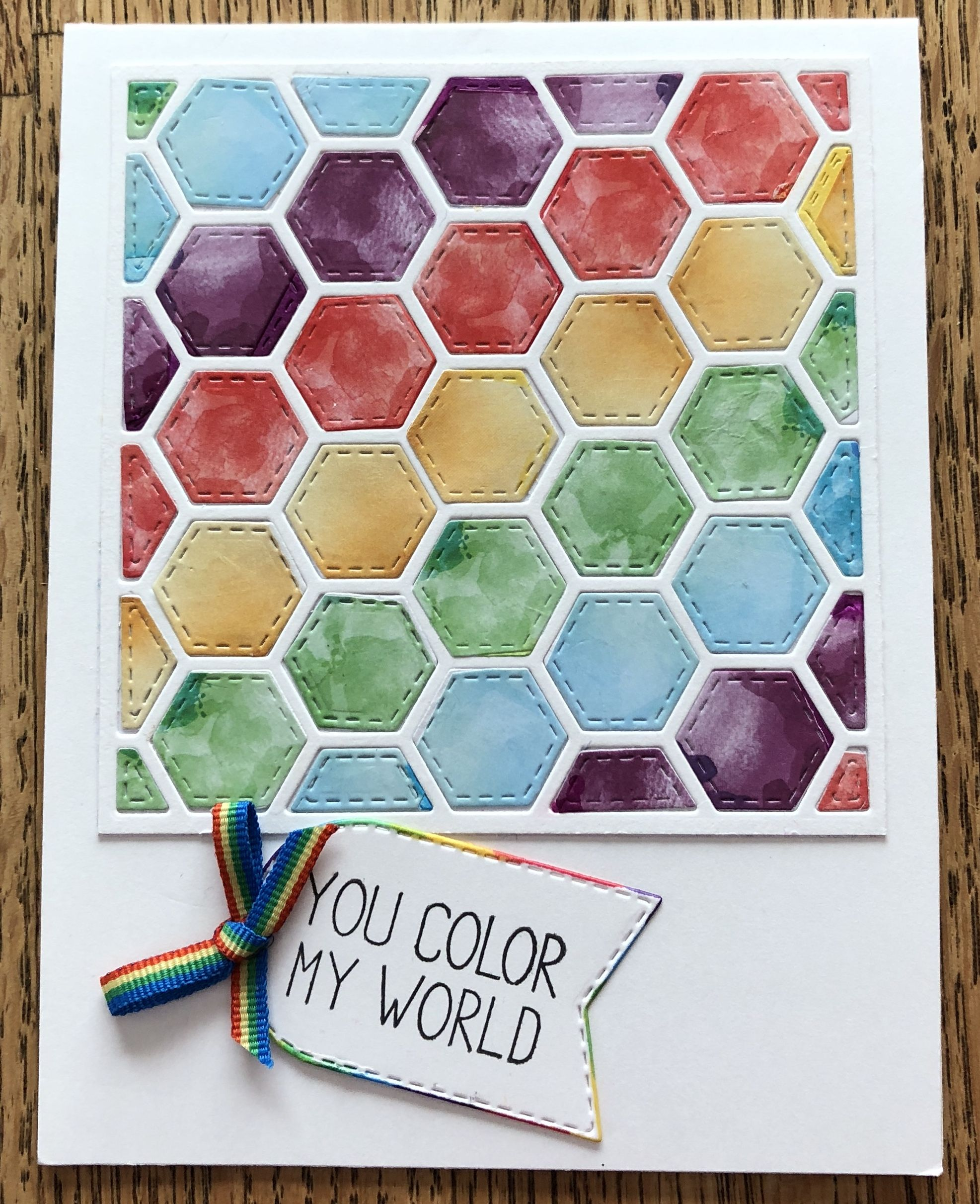 Dcwv Frameable Quotes Watercolor Cardstock Stack 8 X 10 Wall