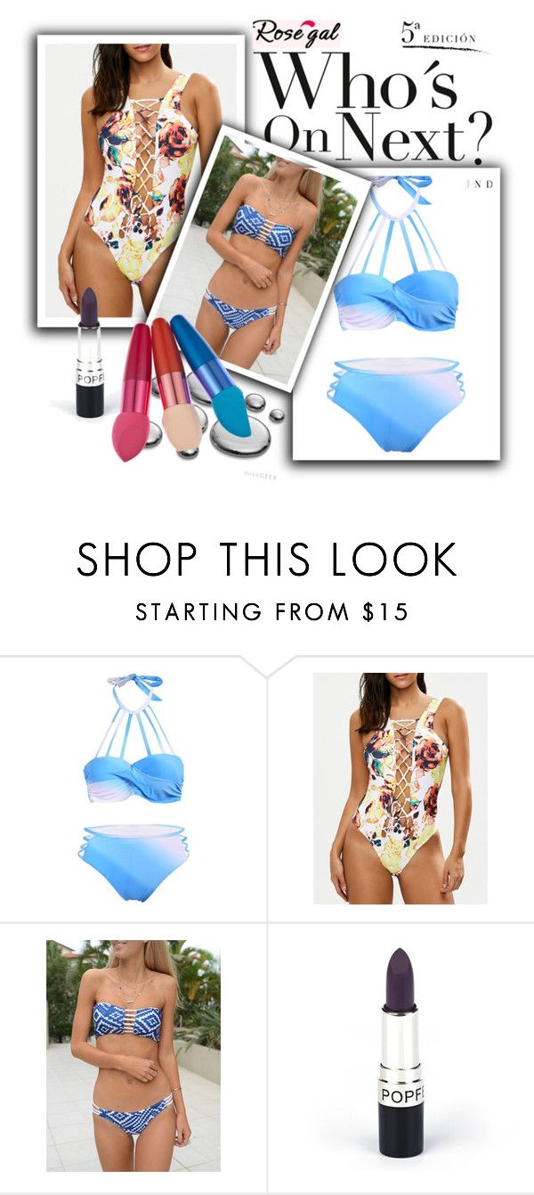 """""""#23 Sea-Rosegal''"""" by pepo-beckham ❤ liked on Polyvore"""
