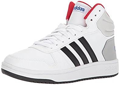 Details about Adidas Hoops Mid 2.0 K Shoes Boys