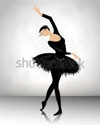 Resultado de imagen para pareja de bailarines de ballet dibujo