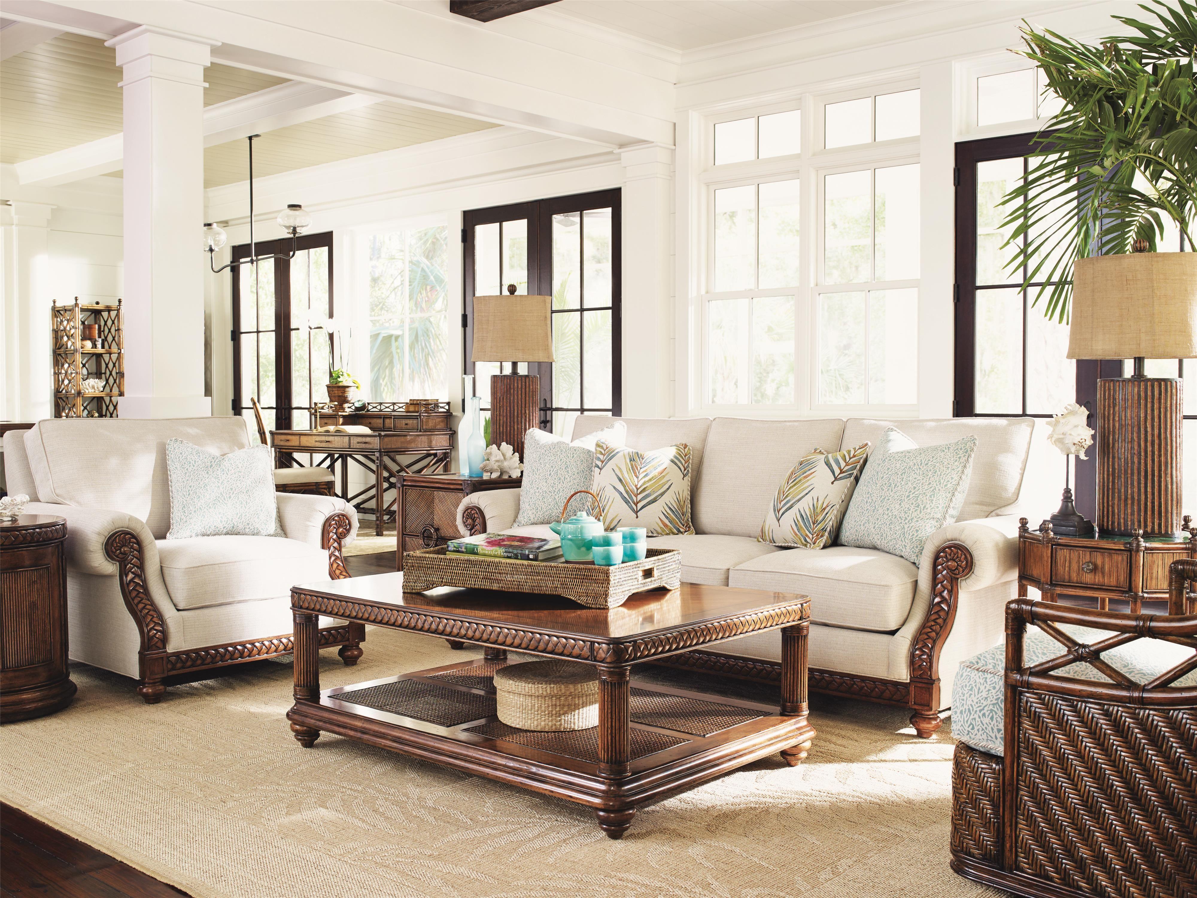 Landara 545 By Tommy Bahama Home Baer S Furniture Tommy