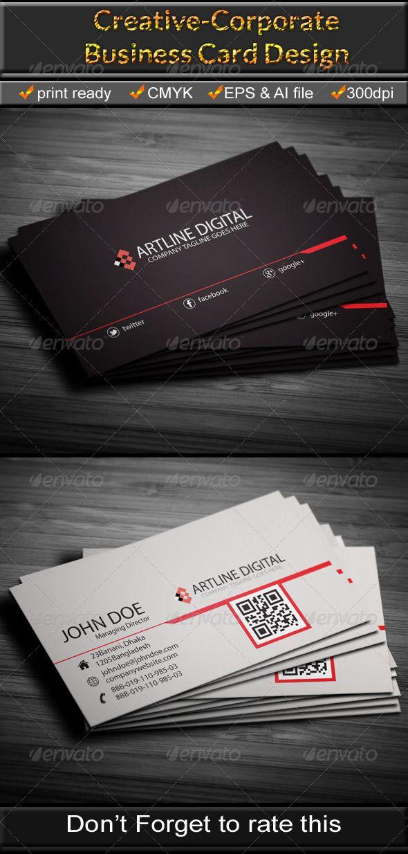 Corporate business card corporate business business cards and corporate business card color textbackground reheart Choice Image