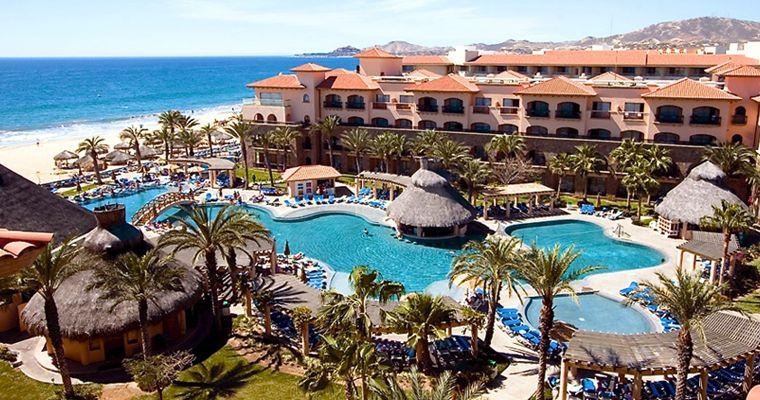 Hotel Royal Solaris Los Cabos área De Alberca