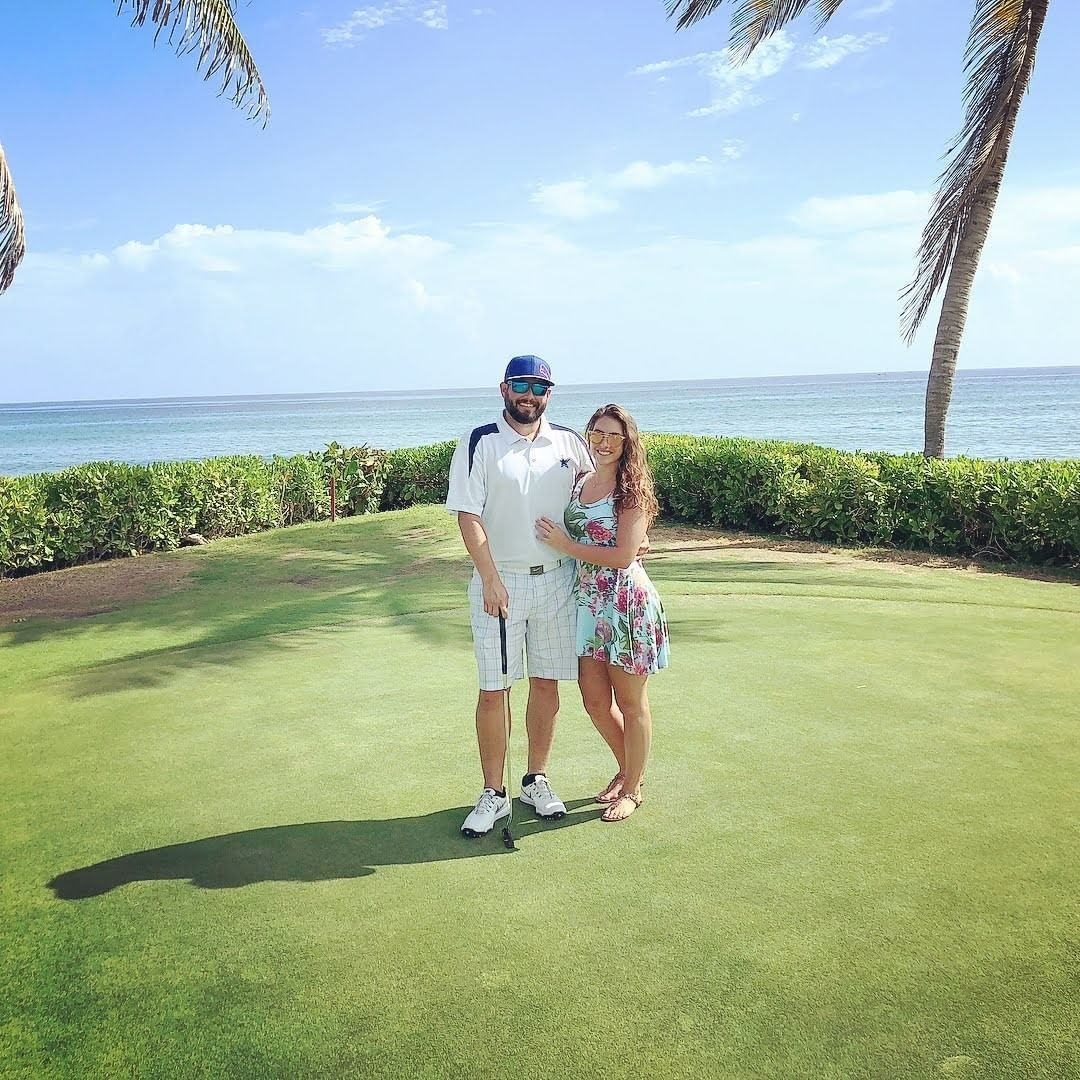 Carigolfgetaway Posted To Instagram Cinnamon Hill Golf For The Love Of Golf Who Are You Hitting The Greens With To In 2020 Golf Trip Caribbean Golf Unique Vacations
