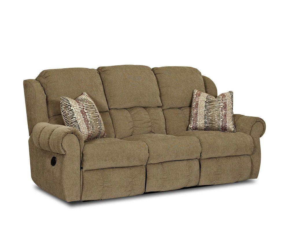 Klaussner Living Room Rowling Reclining Sofa 80403 Rs