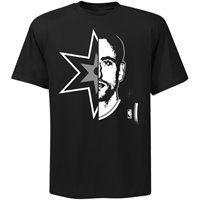 the latest 872da c80e9 Majestic Manu Ginobili San Antonio Spurs GameFace T-Shirt ...