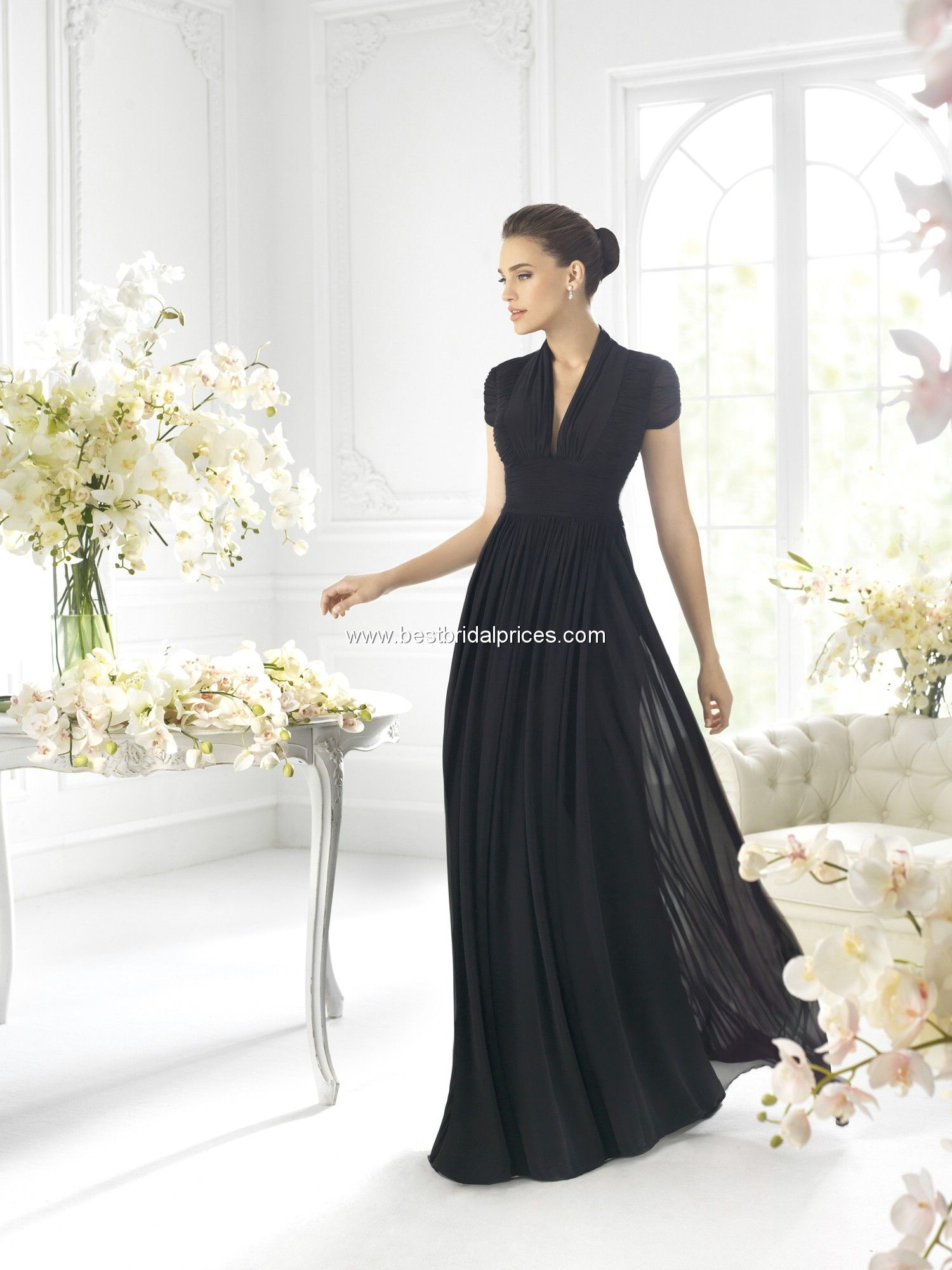 Pronovias its my party at bestbridalprices black