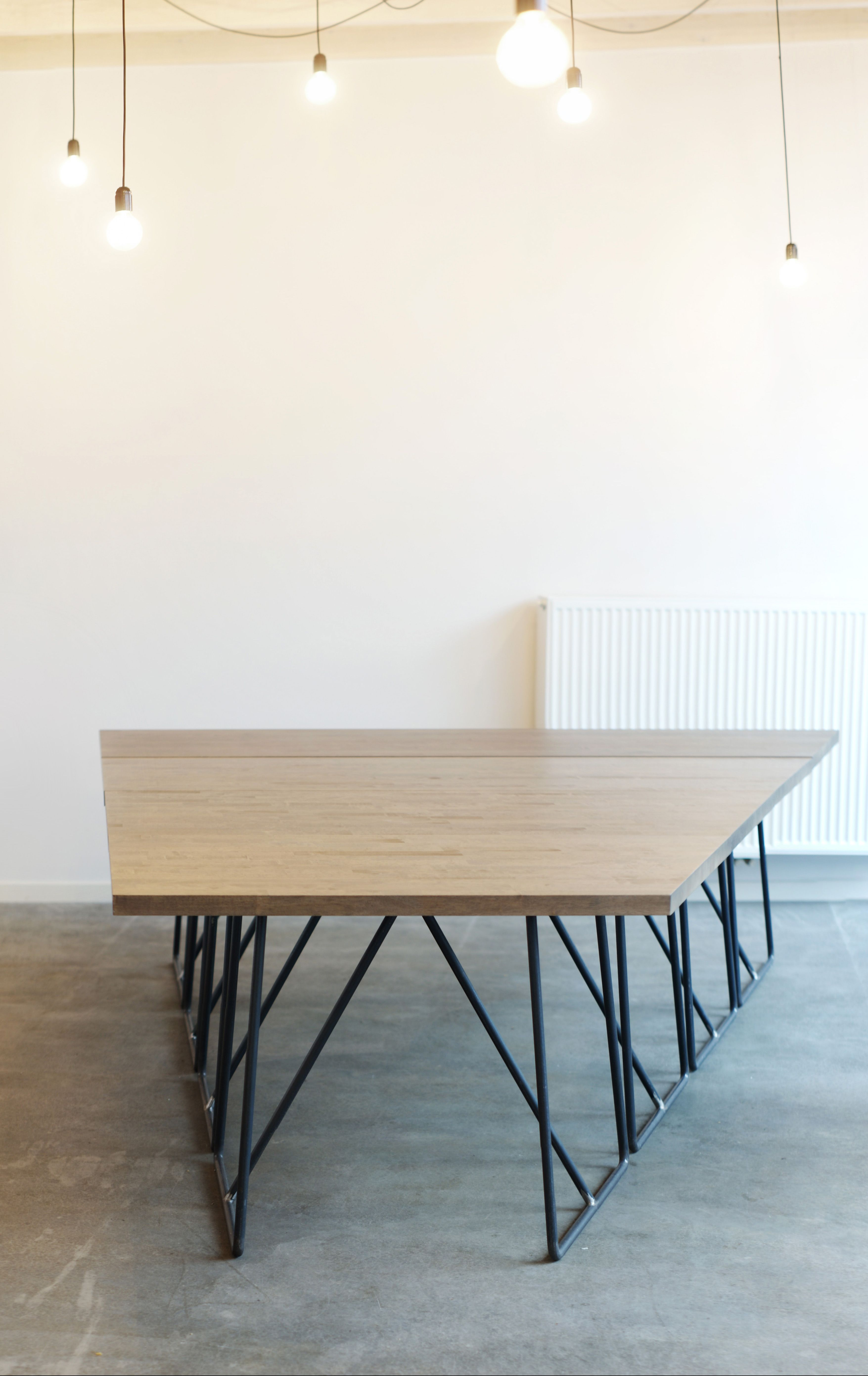 Marge Architecten Chunks Table Stukken Tafel By Marge Very Large Table Made Up