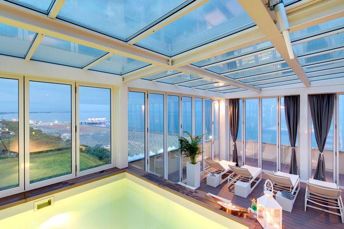 hoteleuropa lignanosabbiadoro pool rooftop wpc
