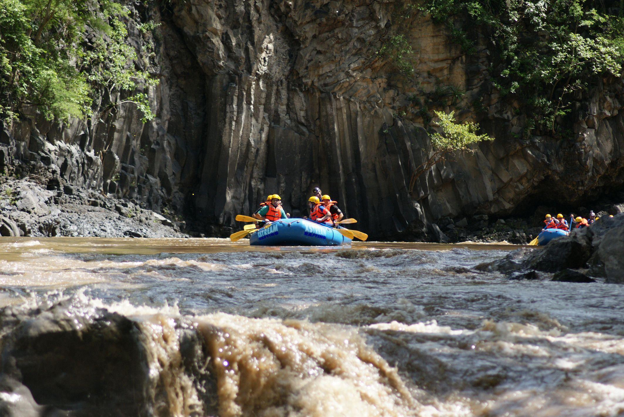 Río Amacuzac se encuentra muy cerca de Cuernavaca.