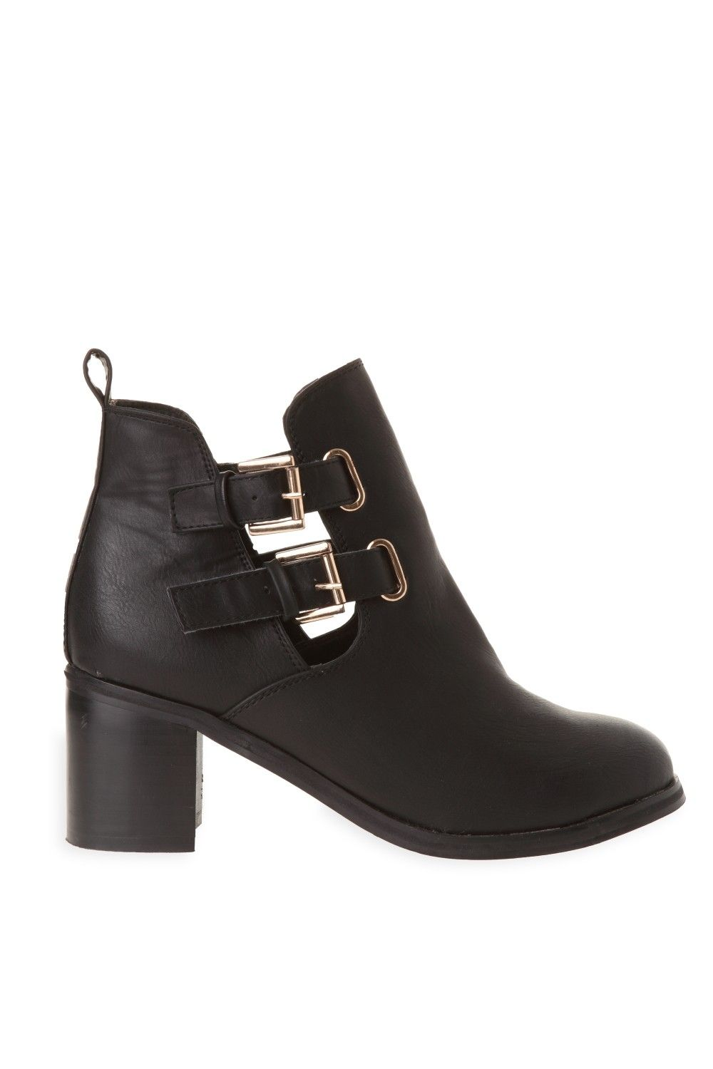 ba7db4b3ab1 Botines Getting There negro by FP - What s New - NEW IN Mochila De Moda