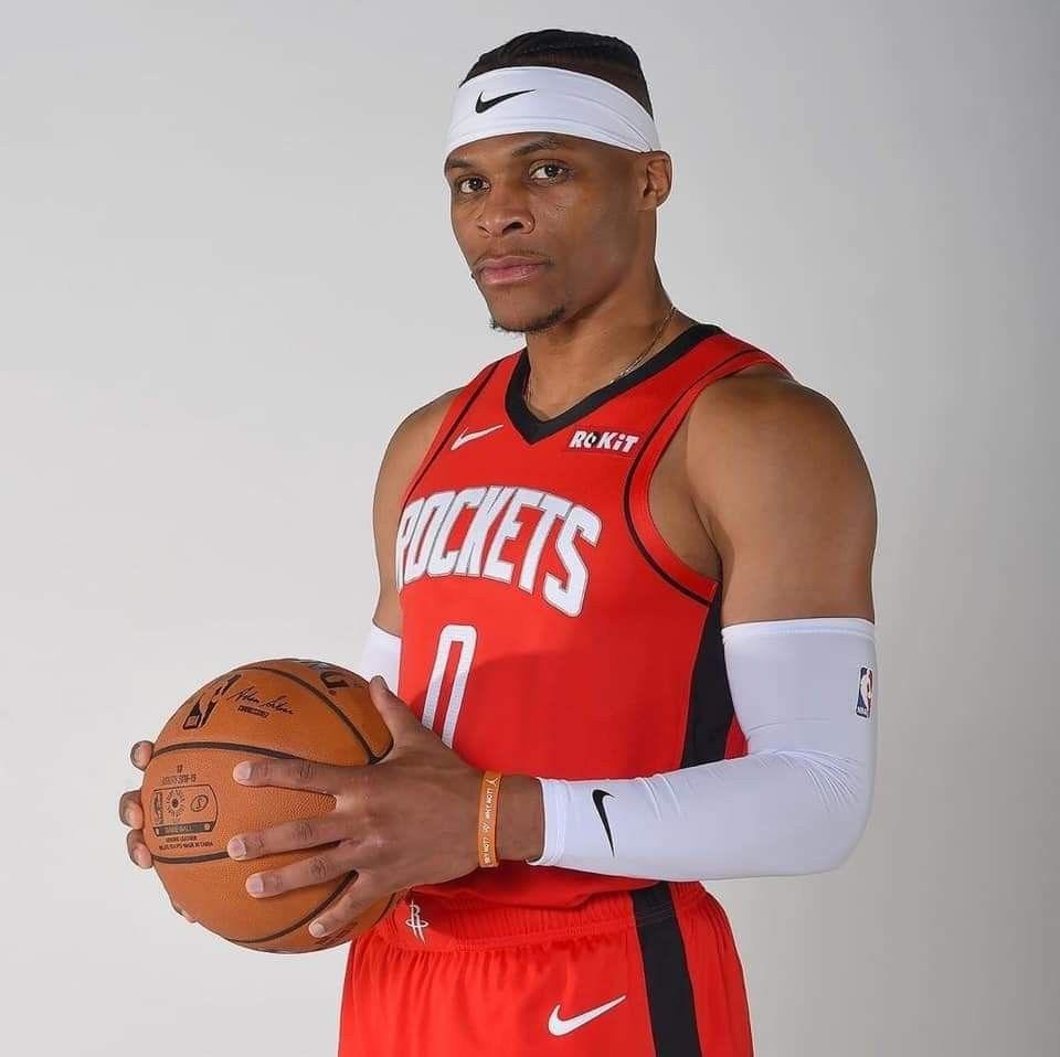 RussellWestbrook HoustonRockets NBA Westbrook