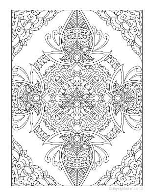 Creative Haven Mehndi Designs Coloring Book Traditional Henna Body Art By Jan Taylor Designs Coloring Books Mandala Coloring Pages Coloring Pages
