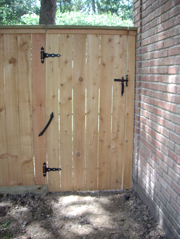 Wwood Fence Designtxt 5 - Fences