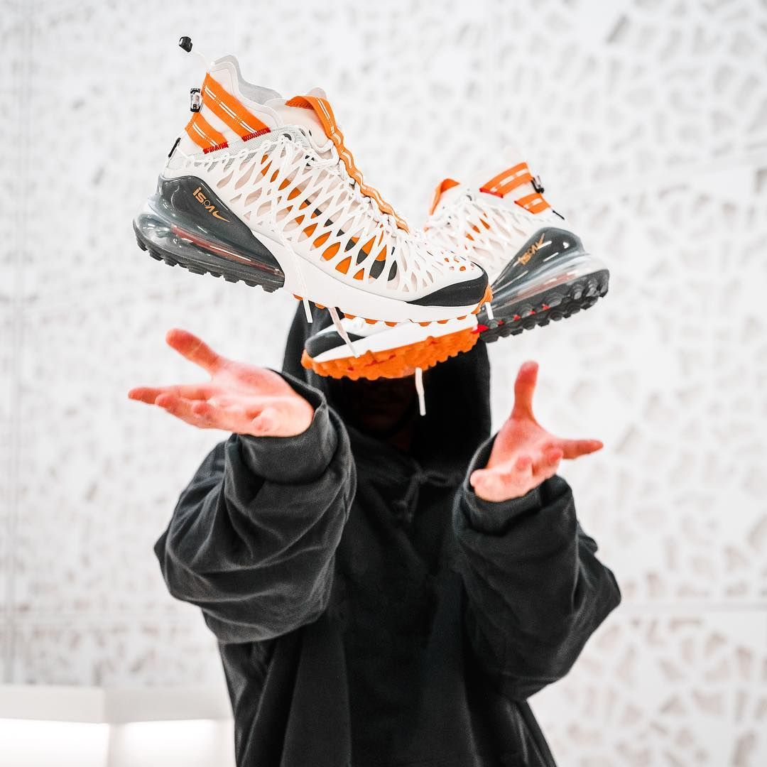 9b605eaf8f57 The Nike Air Max 270 ISPA is dropping this week in several colorways ...