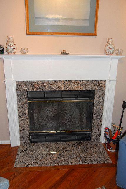 Granite Fireplace Hearth And Surround Fireplace Hearth Granite