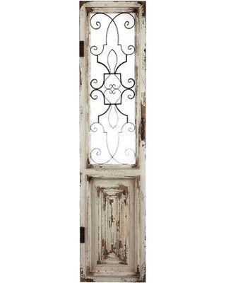 Vintage Wall Art Inspiration A B Home Metal Door Door Decorations