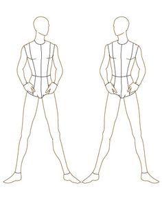 Fashion Croquis Printable Google Search Croquis
