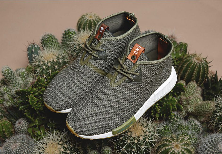 buy online 65b3a 62adc END x adidas Consortium NMD Chukka + ZX700 Boat  SneakerNews.com